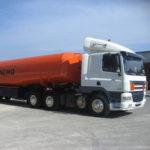 Окраска цистерн, автобусов,спецтехники, грузовиков и прицепов, пескоструйная обработка