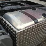 Установка защиты топливного бака